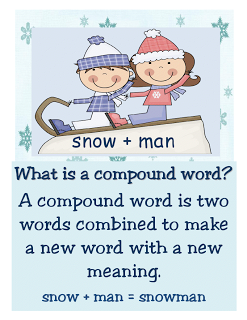 Compound Word definition for kids | grammar | Pinterest | Phonemic ...