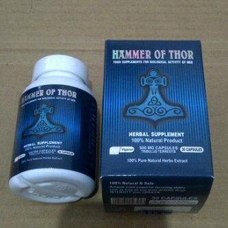 hammer of thor obat pembesar penis ampuh obat herbal pria wanita