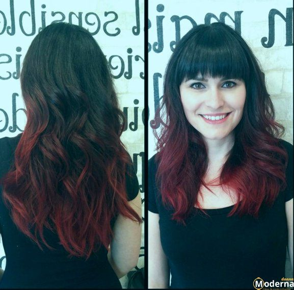 Photo of 28 idee di colore di capelli rossi più caldi