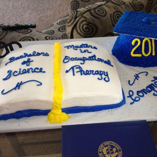 Masters Degree Cake Degree Cake Cake Masters Degree