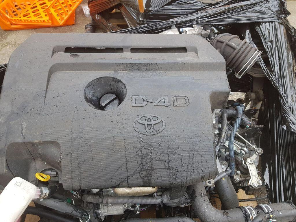 2016 Toyota Rav4 2 0 Diesel Turbo 2ww Turbo Bare Engine Tried And Tested Toyota Rav4 Toyota Engineering