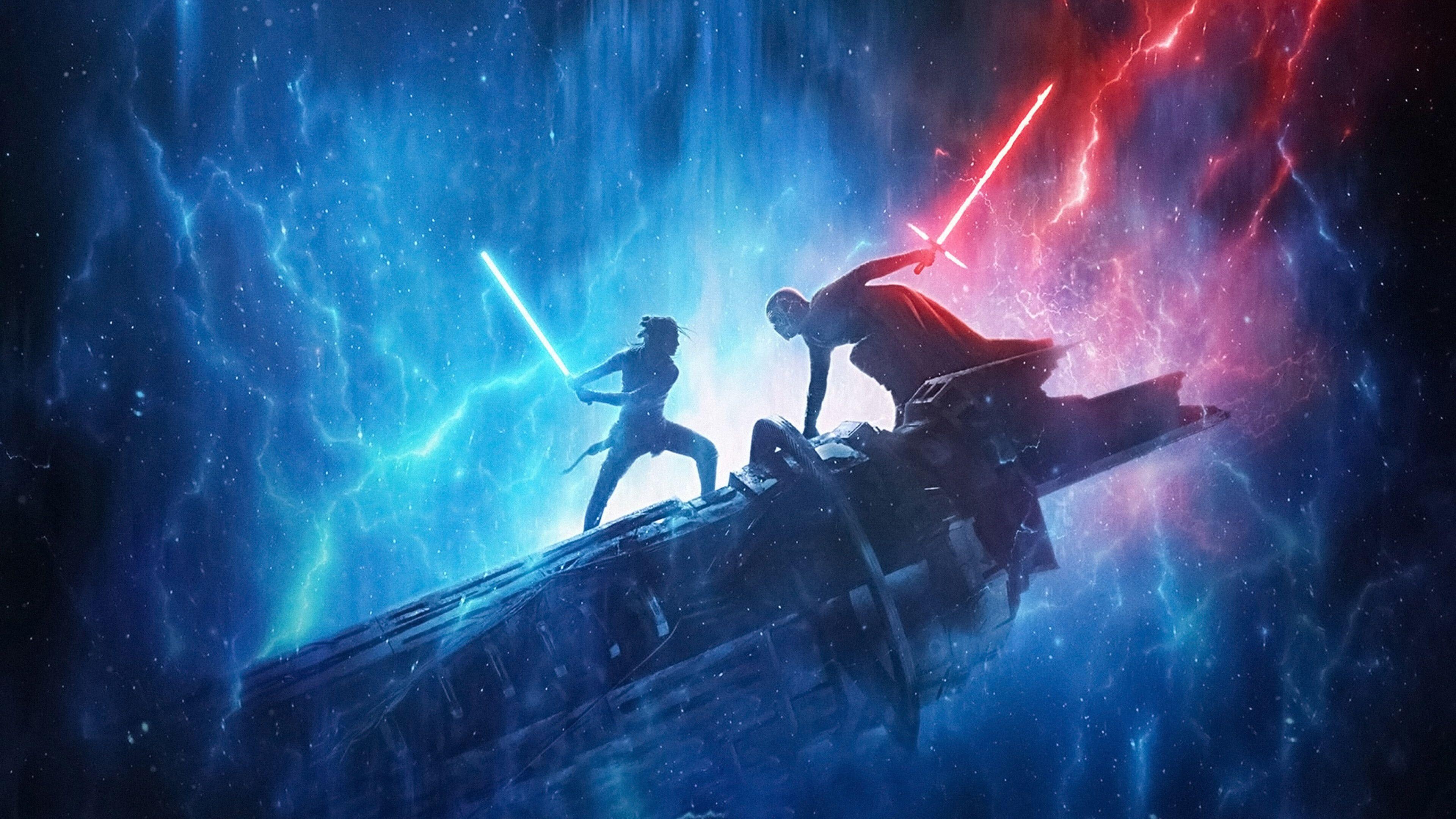 Star Wars Star Wars The Rise Of Skywalker Movie Poster In 2020 Star Wars Wallpaper Star Wars Watch Star Wars Movie