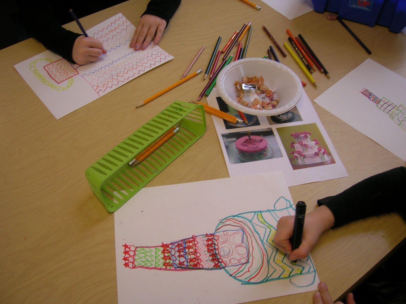 Art Centers For K 3 Sub Plan