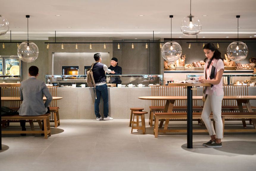 Photos Cathay Pacific S New The Pier Business Class Lounge