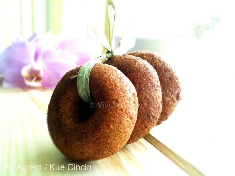 Makanbersama Kue Ali Agrem Sunda Kue Cincin Betawi Kue Resep Kue Resep
