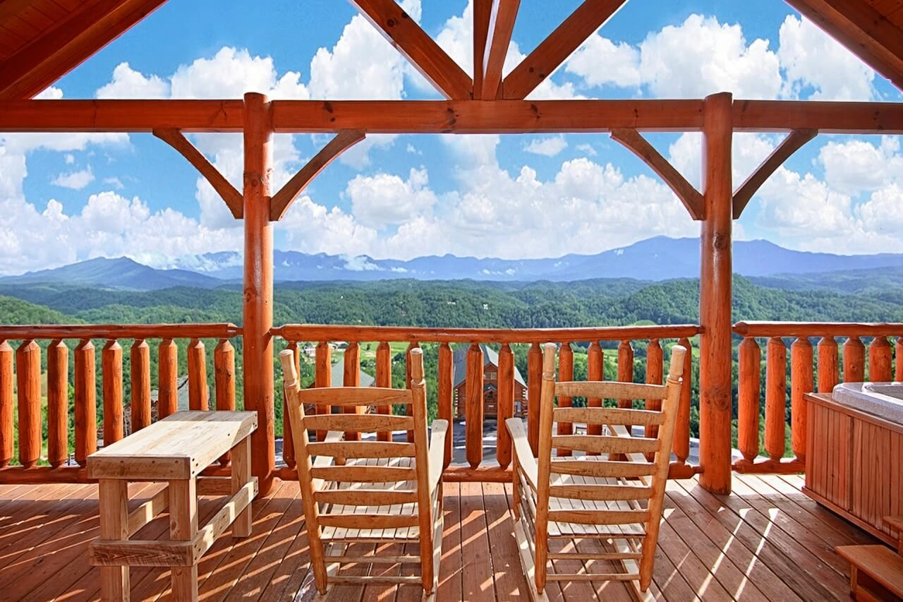 luxury large indoor smoky cabins rentals with tn for cabin mountain pool groups private gatlinburg access