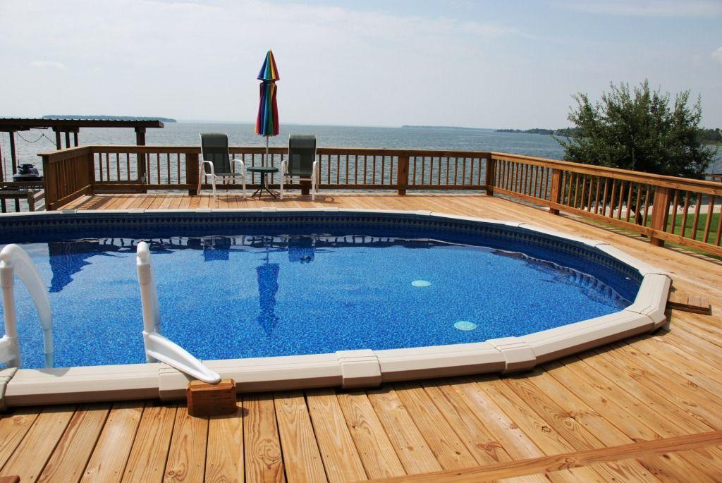 16 X 26 Ag Pool And Deck Backyard Retreat Beautiful Pools Pool Photos