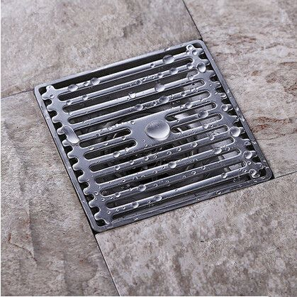 2015 Well Designed Stainless Steel Thick Odor Pest Control Anti Clogging Floor Drain Fd043 Fd043 19 99 Floor Drains Wellness Design Flooring