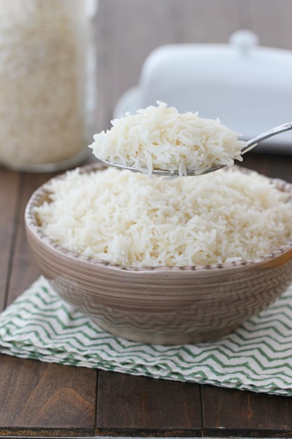 How To Cook Rice Perfectly Every Time. - Olga's Flavor Factory