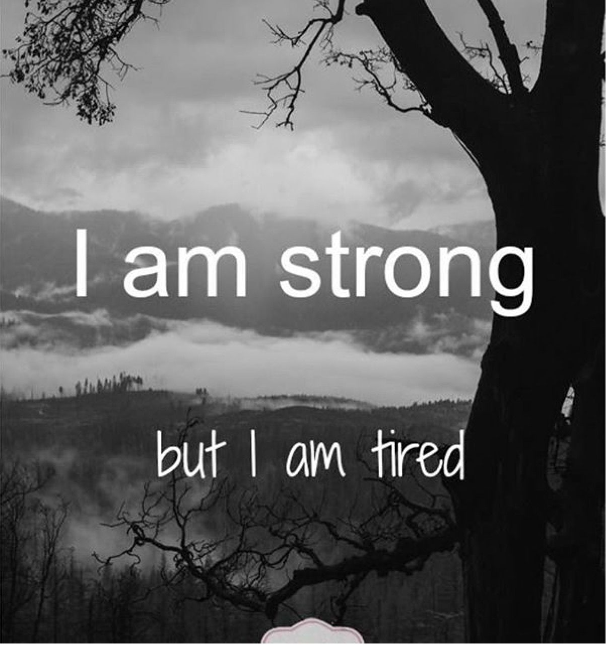 True i am tired need a little help waiting for someone to