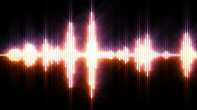 3 Audio Equalizer Vu Meters Bright Glow Looped Photoshop Backgrounds Free Studio Background Images Audio Waves