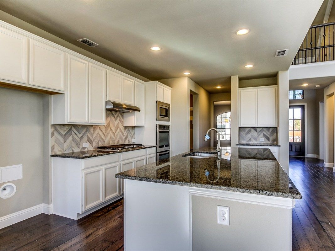 The Kronborg By Meritage Homes At Malone Meadows With Images