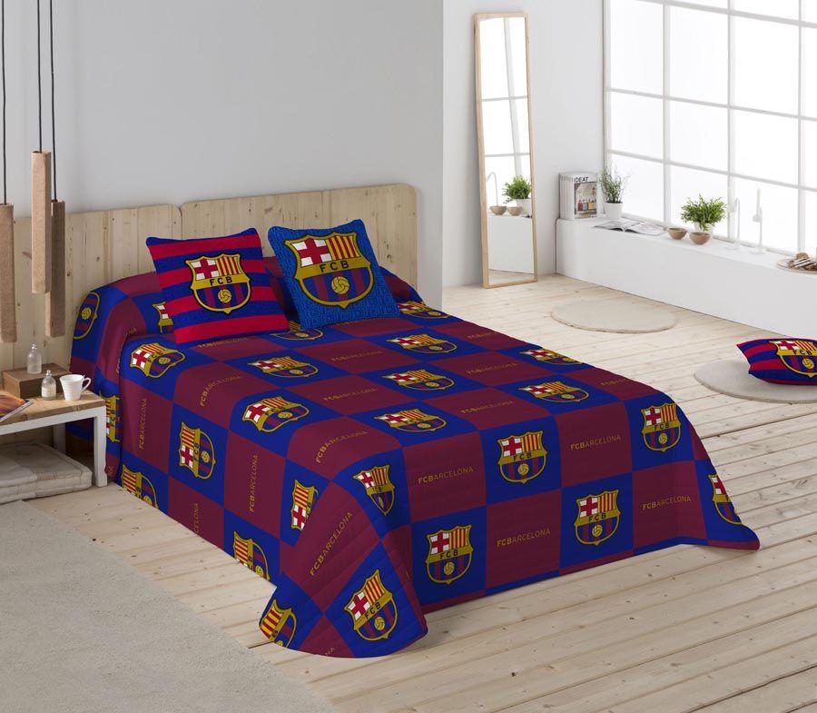 Colcha bouti fcbarcelona futco07 f tbol club barcelona ropa de cama pinterest - Ropa de cama barcelona ...