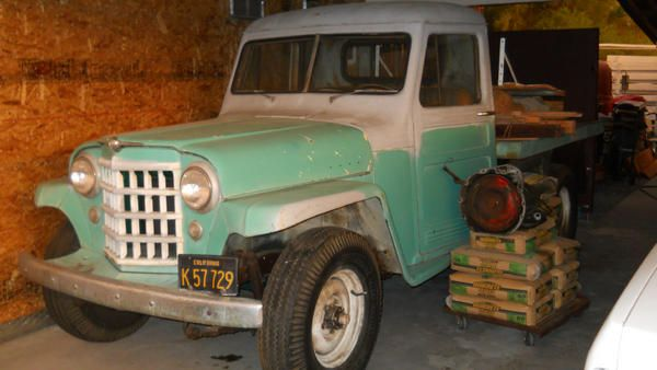 52 Wileys truck 4wd