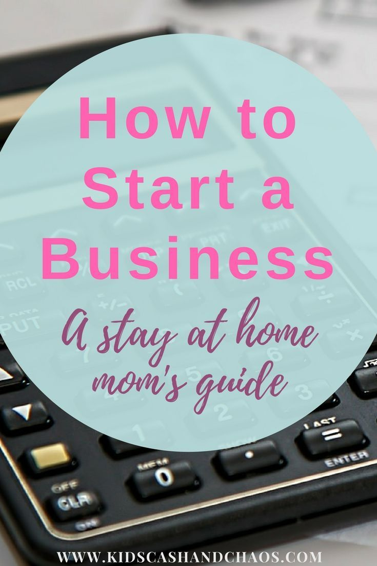 how to start a business for moms do you dream of staying home with