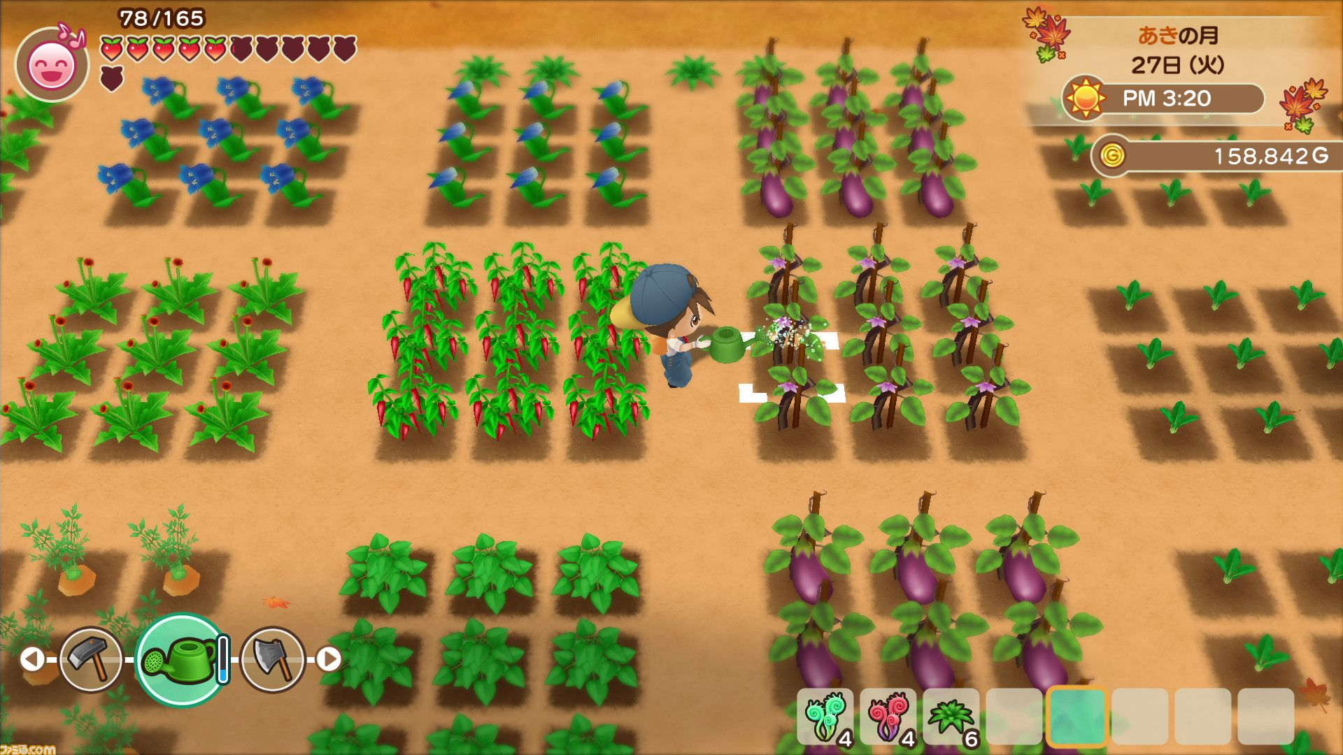 Harvest Moon Friends Of Mineral Town Remake Coming To