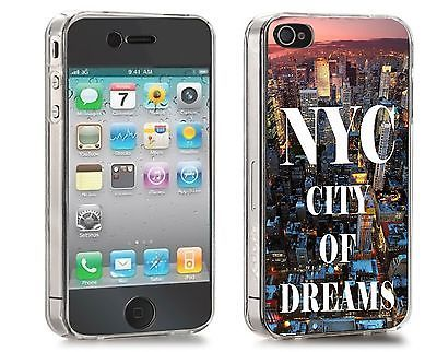 Nyc city of #dreams iphone case #(fits iphone 4/4s, 5c, #5/5s, 6, 6+) new york,  View more on the LINK: 	http://www.zeppy.io/product/gb/2/161591129052/