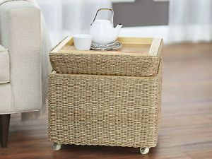 Attirant How To Paint Seagrass Furniture