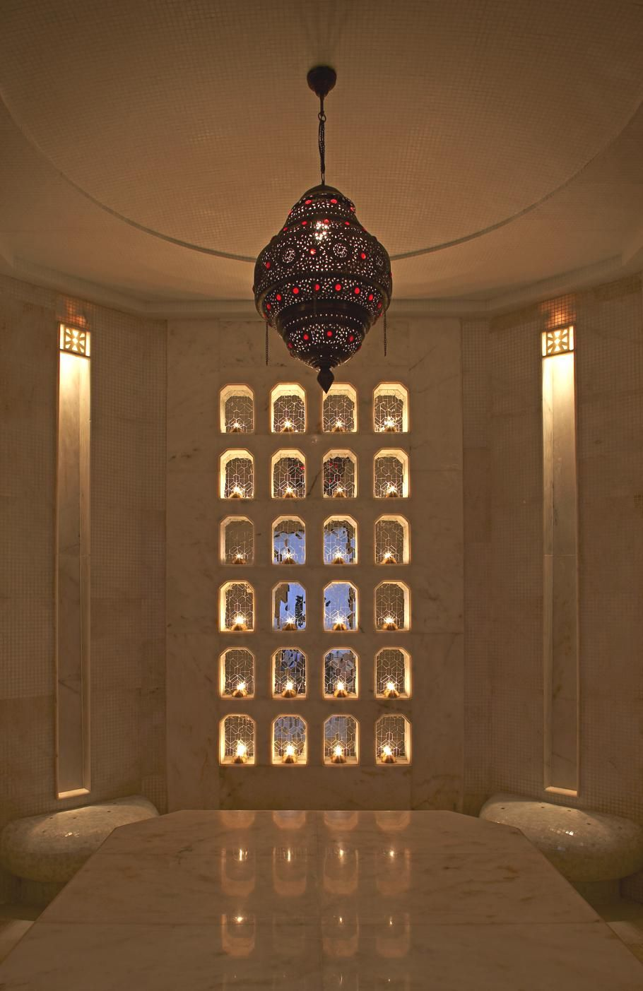Luxury ITC Mughal Kaya Kalp The Royal Spa  Home Design Ideas