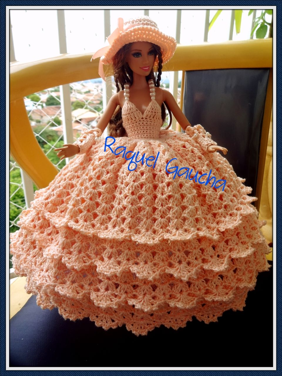 Pin von Florence Petrik auf Crochet | Pinterest | Barbie ...