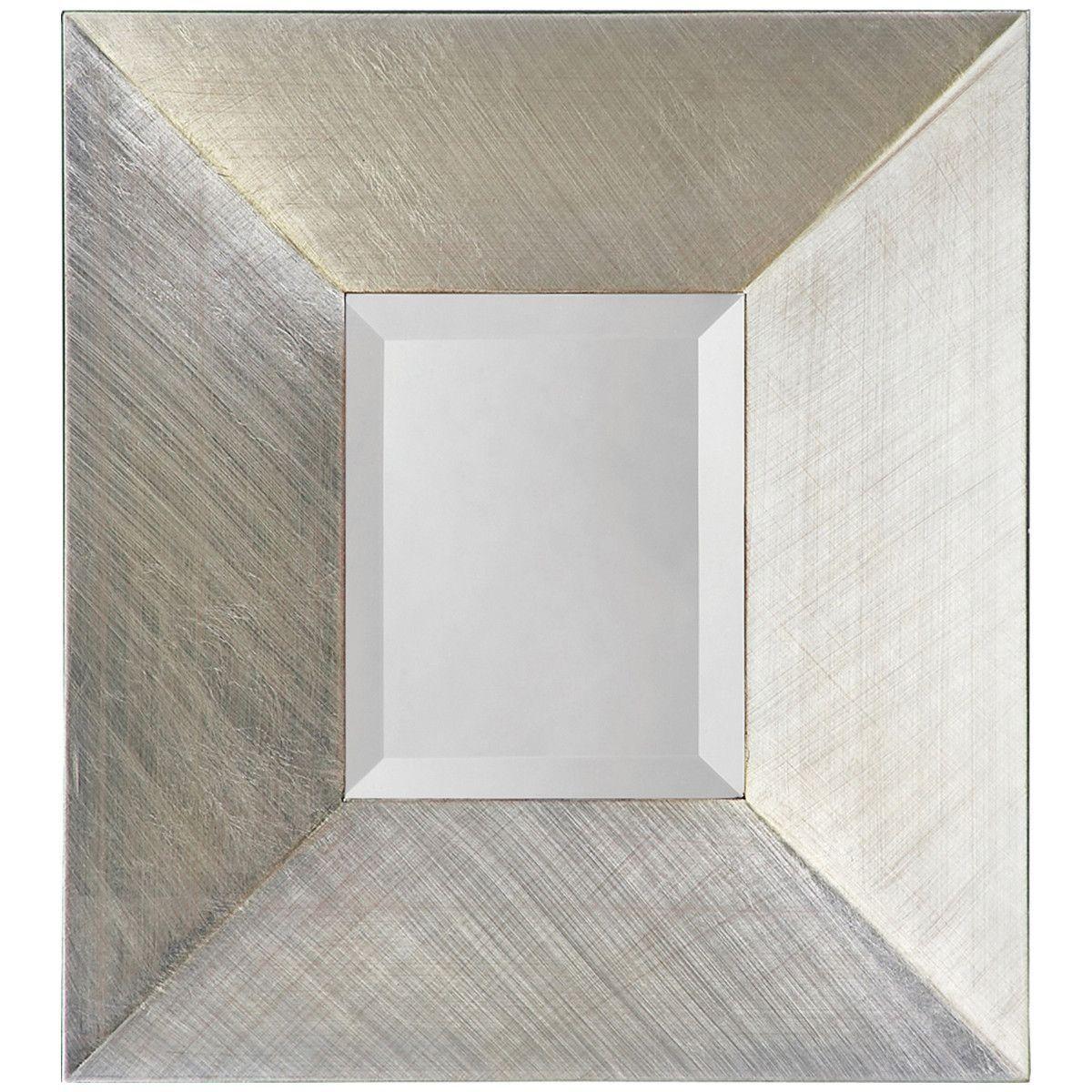 Howard Elliott Dunne Silver Mirror