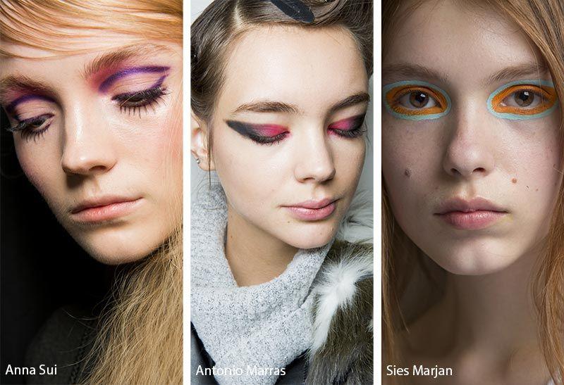 Fall/ Winter 2018-2019 Makeup Trends | Makeup Trends 2018 ...