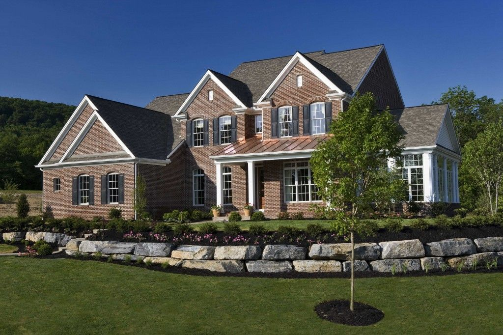Henley Model Home Charter Homes Harrisburg Pa Luxury