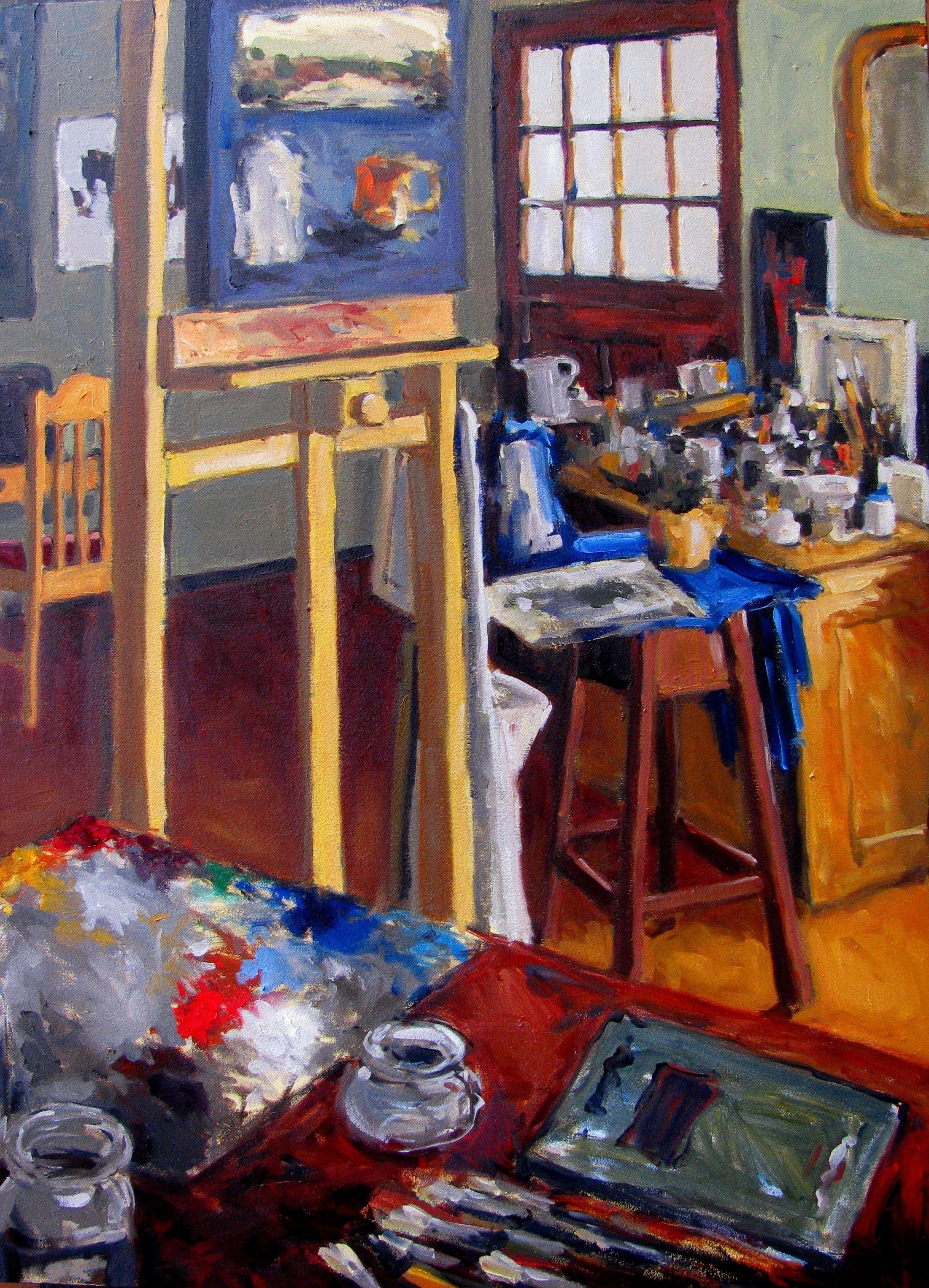 My studio house art pinterest house art studio and paintings