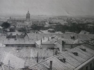 Vista de Carabanchel desde General Ricardos
