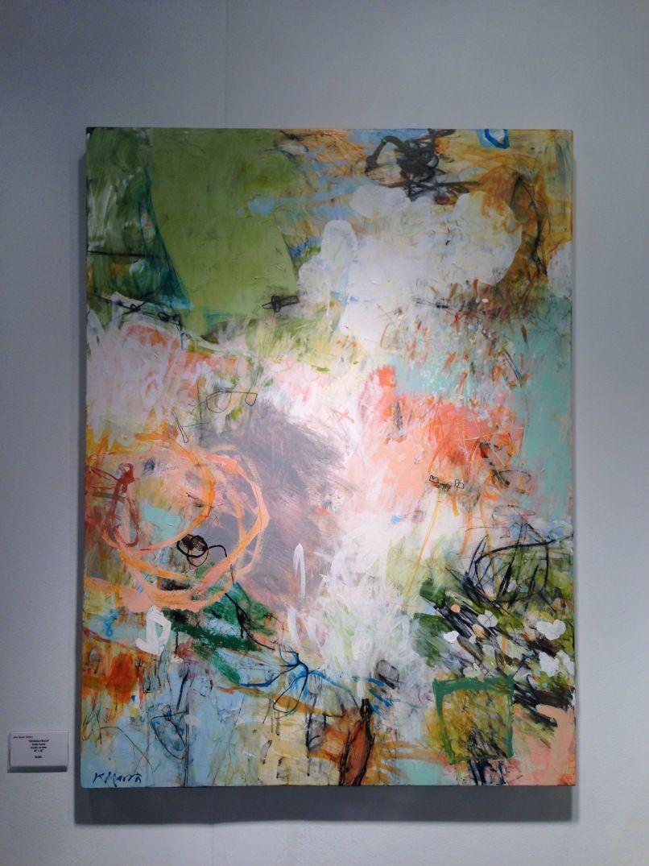 Renew watercolor artist magazine - Art Basel Miami Riley Wilkinson