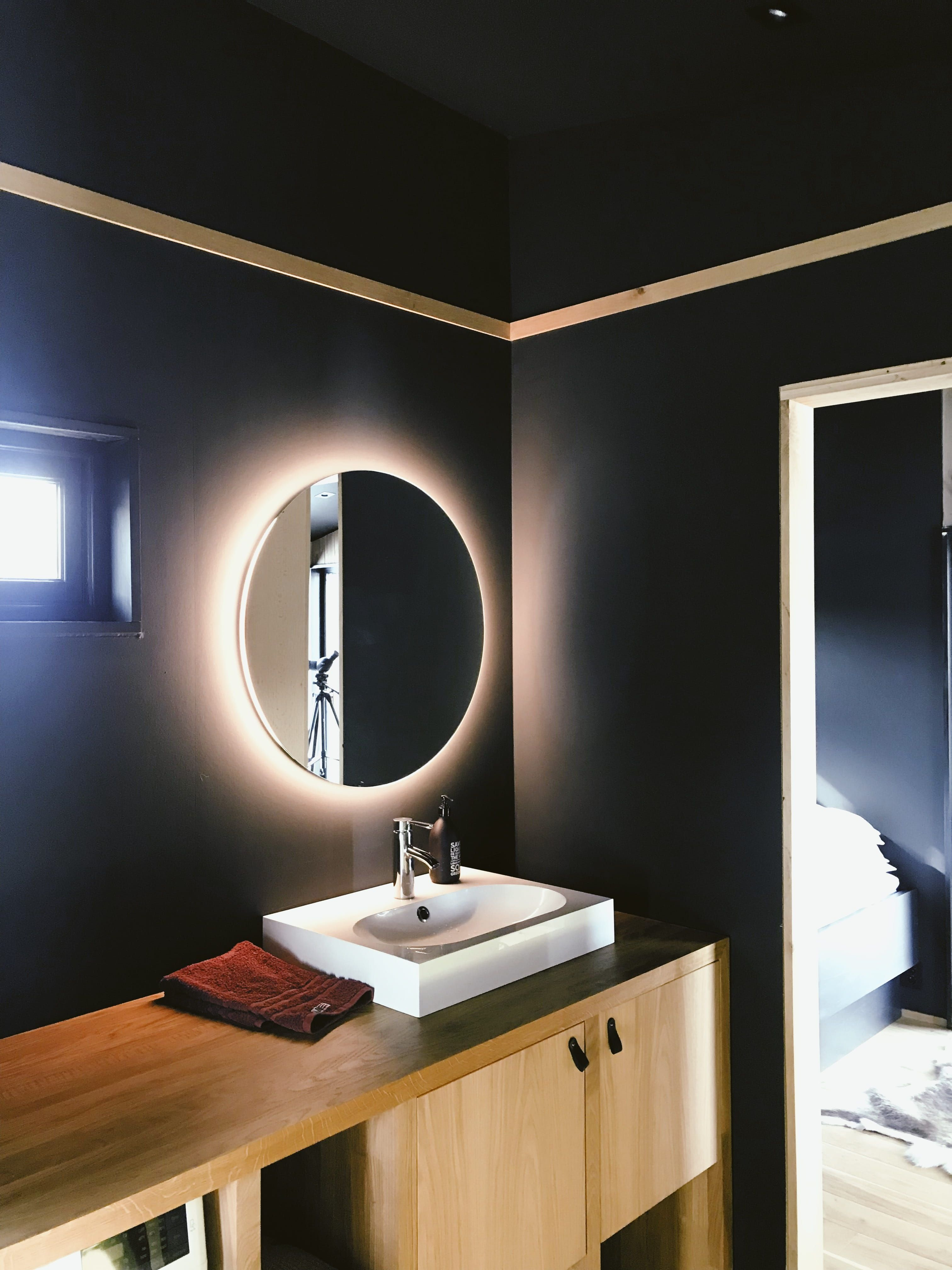 Besides Decorating And Generating A Feeling Of Greater Space These Indirect Lighting Ideas Indirect Lighting Farmhouse Style Lighting Bathroom Vanity Lighting