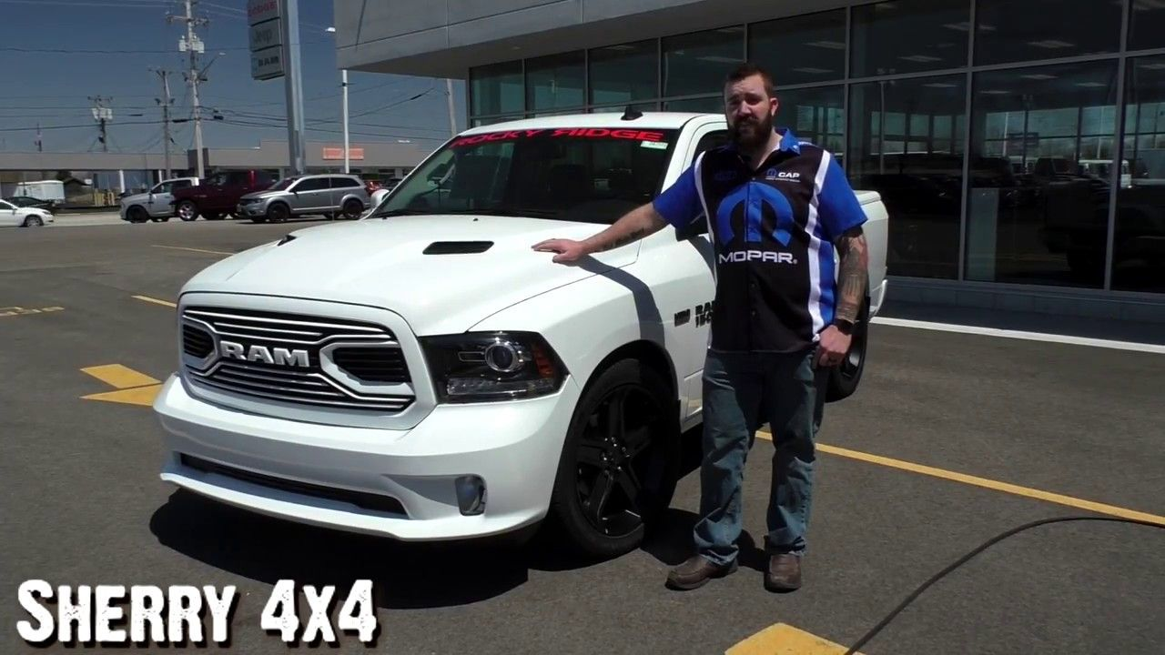 Latest Dodge RAM 550HP SUPERCHARGED RAM Muscle Truck