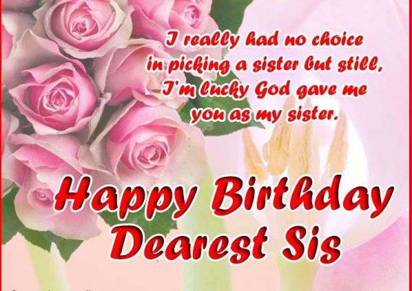 Happy Birthday Sister Pics Download Happy Birthday Sister Pics