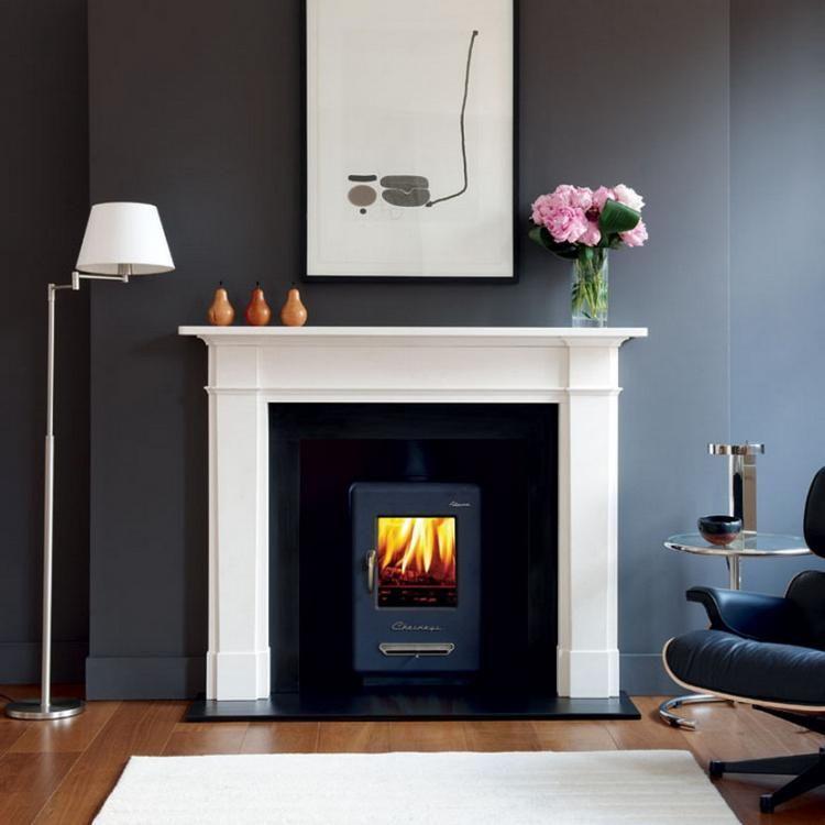 110 Super Dark Grey Living Room Ideas Livingroom Livingroomideas Homedecor Living Room White Dark Grey Living Room Living Room Grey #wood #stove #living #room