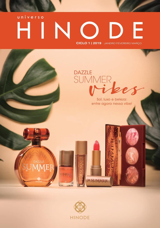 Catálogo Oficial HINODE Ciclo 1/2019 Hinode perfumes