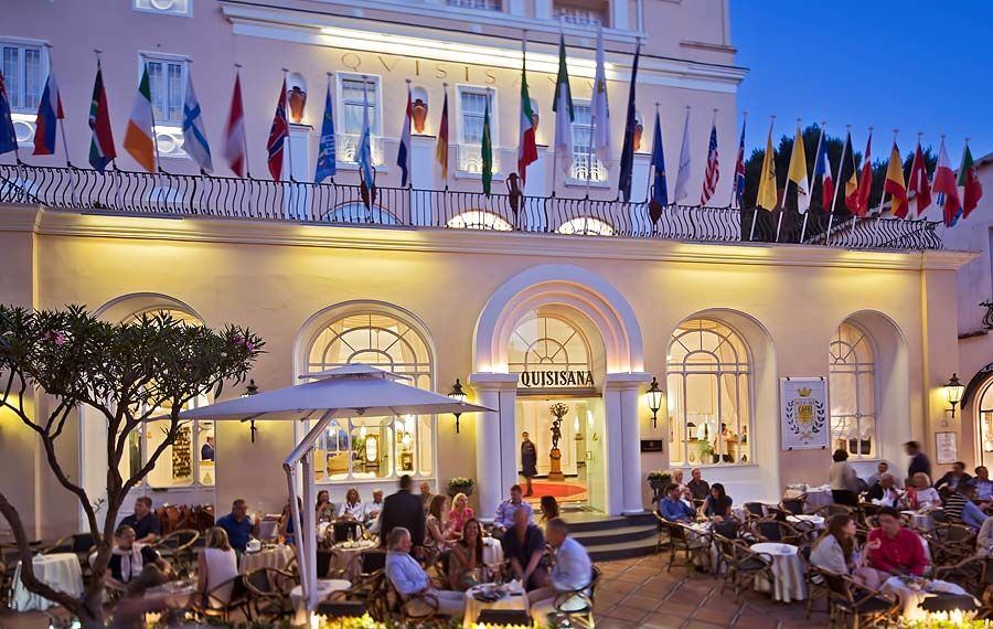 Global Luxury Hotel Name Quisisana 1 Italy Trip 2019 Pinterest