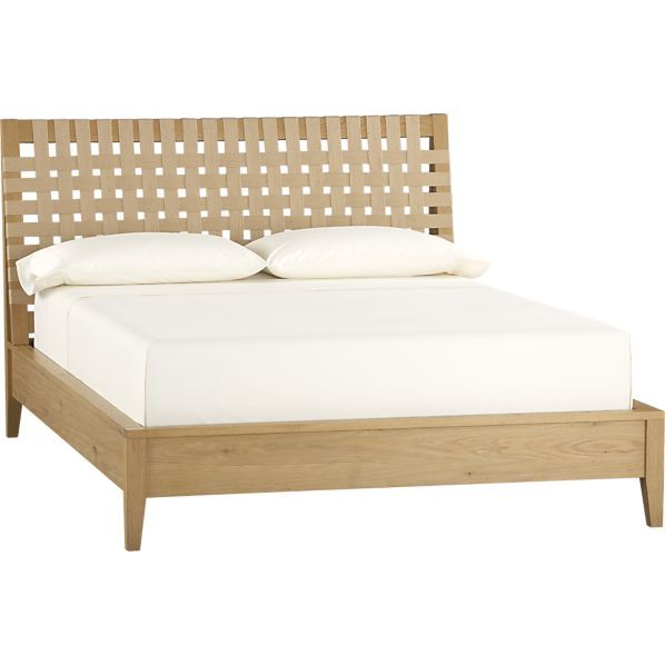 Varick Bed Remodelista Queen Size Bed Frames Furniture