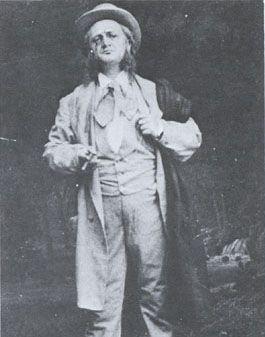 Henrik Klausen as Peer Gynt