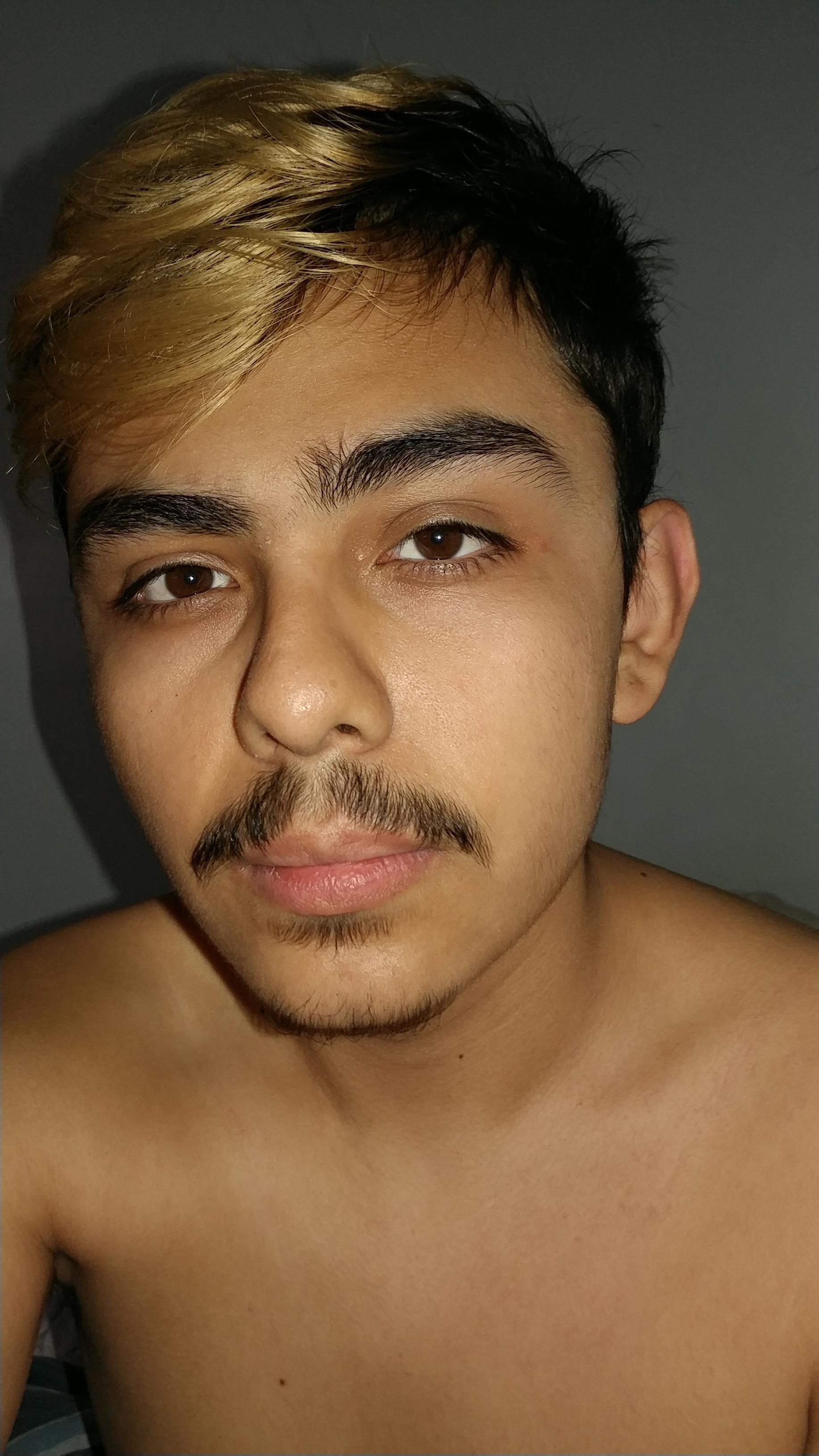 Looking To Get A Haircut And Get Rid Of The Blonde Need Help With