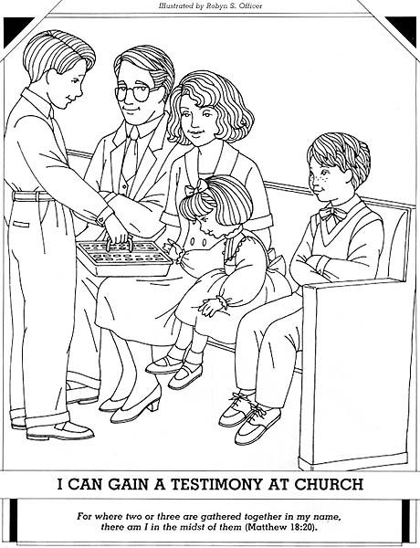 lds coloring pages sacrament - coloring page church pinterest primary lessons and craft