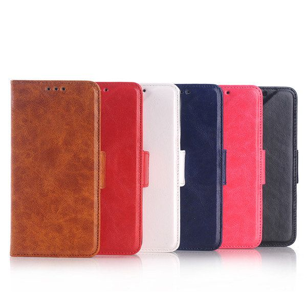 Flip PU Leather Stand Case Cover For Samsung Galaxy S6 Edge
