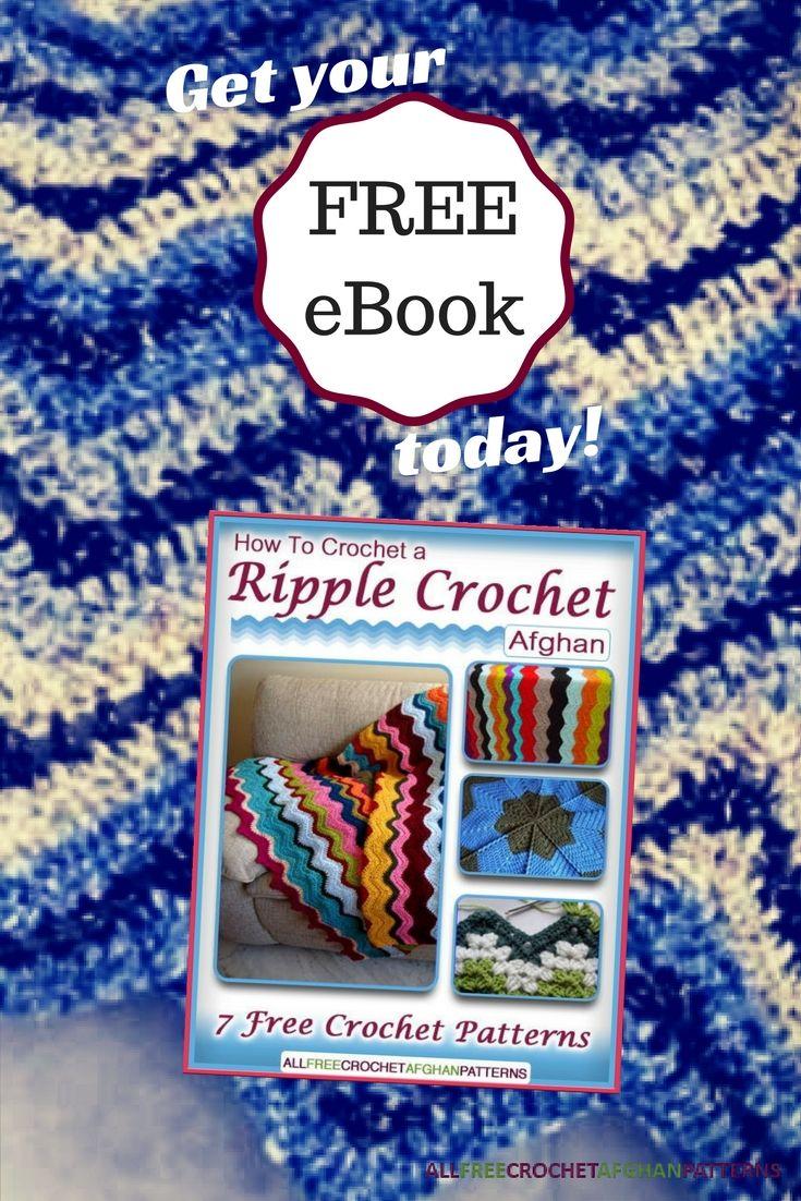 How to crochet a ripple crochet afghan 7 free crochet patterns how to crochet a ripple crochet afghan 7 free crochet patterns free ebook bankloansurffo Choice Image