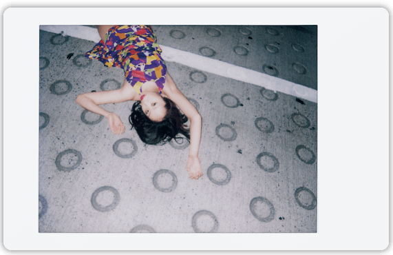 I can't even... #instax instant photography by Atsushi Yamada