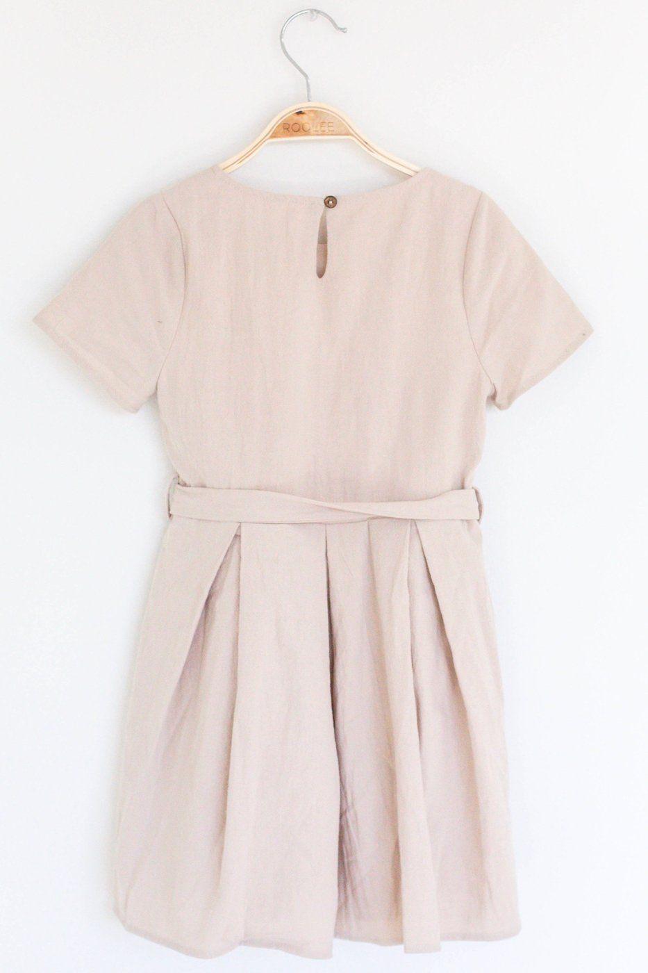 Mini wensley tie dress st arnauld inhome session pinterest
