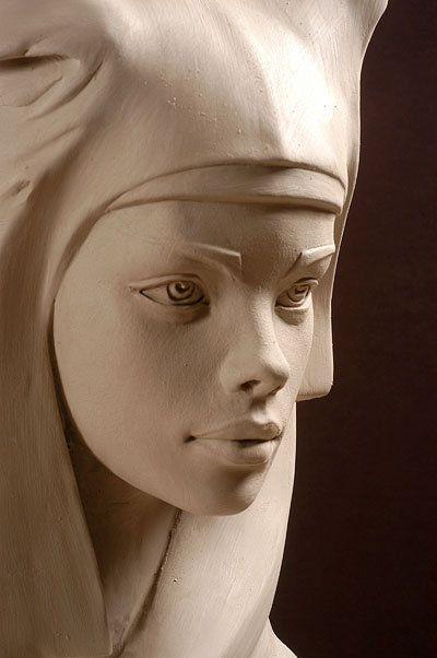 Philippe Faraut 1963 | French Figurative sculptor