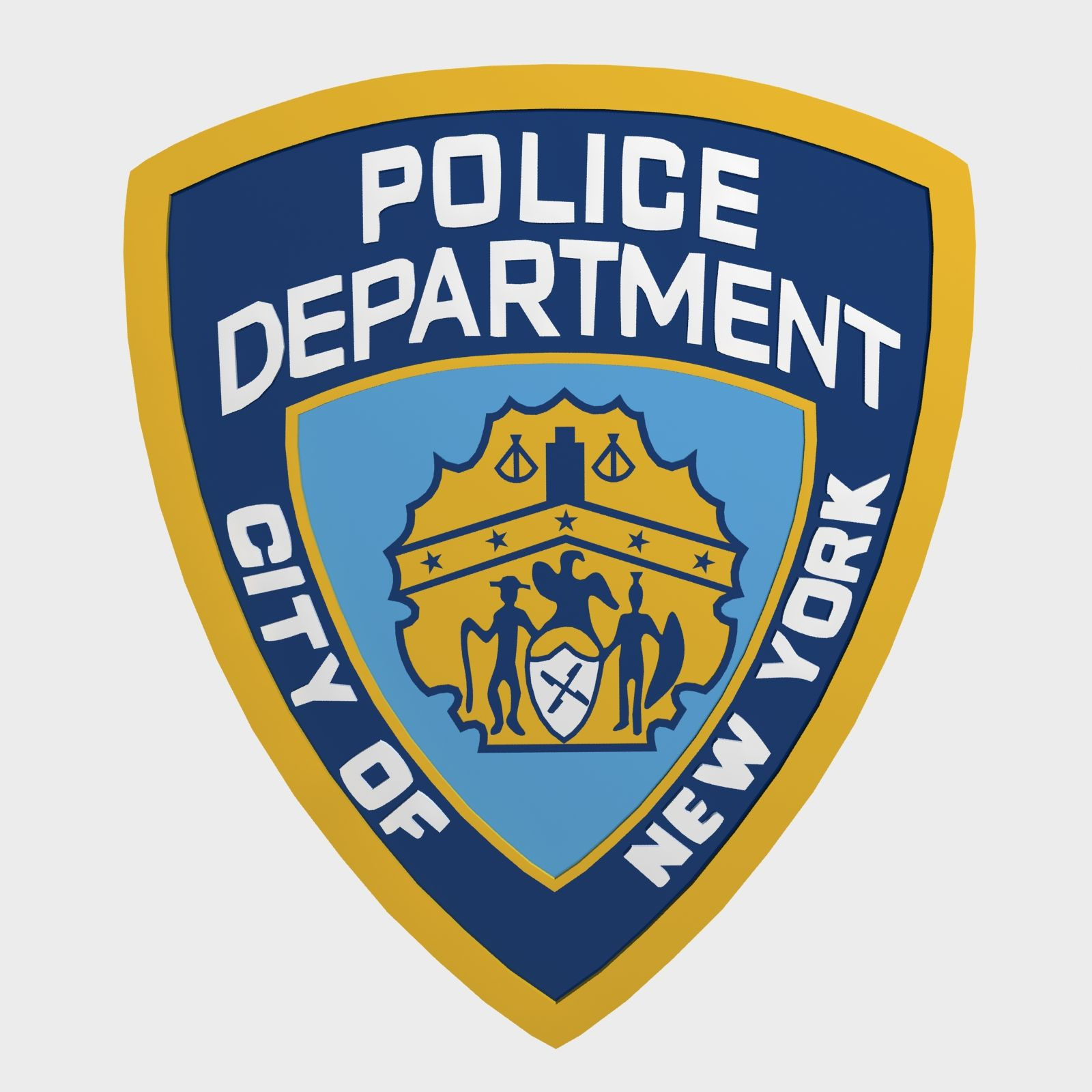 NYPD Police Department logo Police, NYPD, logo,