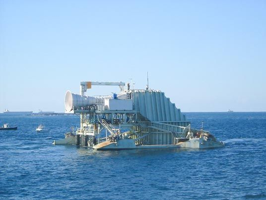 World S First 1 Megawatt Wave Energy Power Plant Launched In South Australia Energy Australia Power Plant Solar