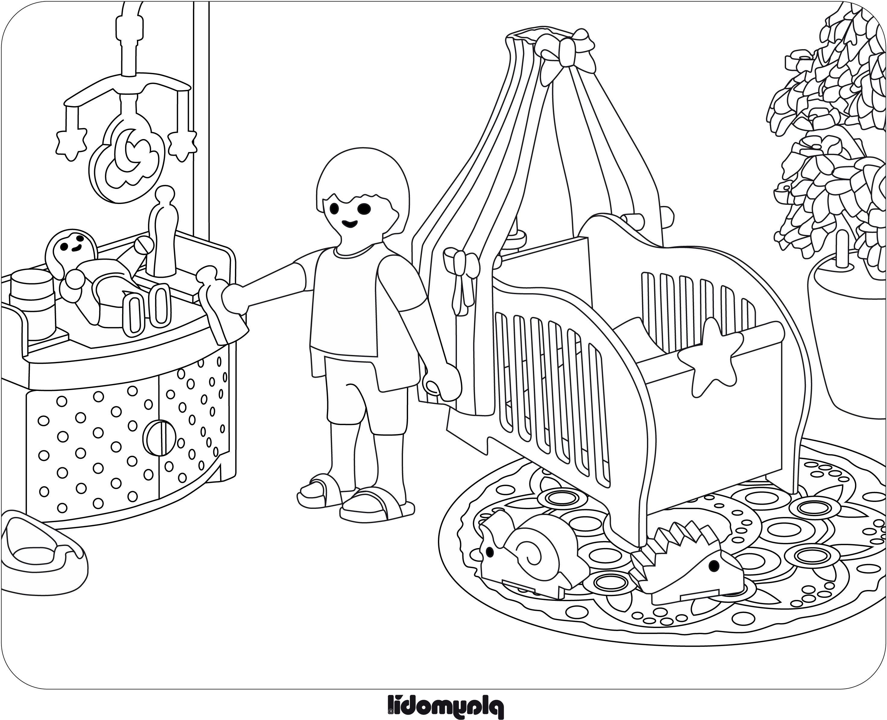29 Luxe De Coloriage De Playmobil Photos  Art, Humanoid sketch
