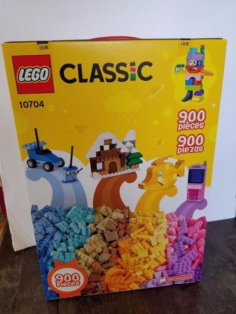 f3fa7d03b7c Lego Large Classic Creative Box 10704 900 pieces NEW  Lego
