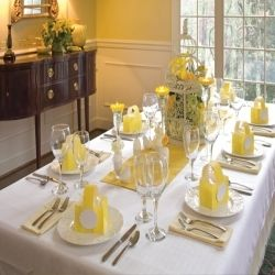 Easter is a special time of year that many families celebrate over a wonderful dinner at an elegantly decorated Easter table.    Setting your Easter...